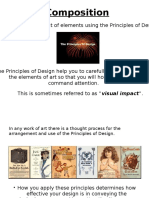principles of design presentation
