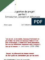 1 - Cours Gestion de Projet 07-08