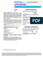 PDS - EP-10 Etch Primer