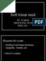 Soft Tissue Neck