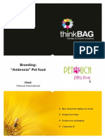 Ambrosia Brand Case Study - ThinkBag.eu