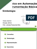 Instrumentação Industrial - Simbologia