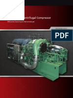 Process Gas Centrifugal Compressors Brochure