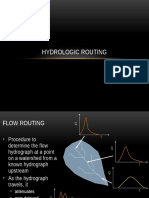 HydroLogic Routing