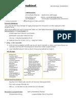 Tetrahydrocannabinol  Neurobiologie