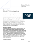 Cool and green: Citigroup's Frankfurt Data Center