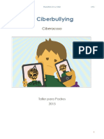 El Ciberbullying - Taller para padres