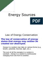 energy resources 2016