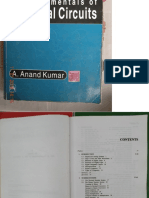 Digital Circuits - Anand Kumar