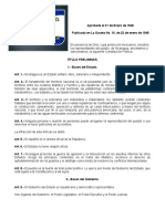 Constitución Política de Nicaragua