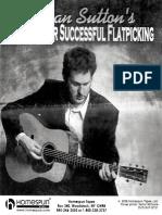 Secrets for Successful Flatpicking