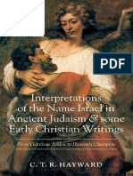 C. T. R. Hayward-Interpretations of the Name Israel in Ancient Judaism and Some Early Christian Writings_ From Victorious Athlete to Heavenly Champion -Oxford University Press, USA (2005) DEC.pdf