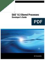 SASstoredproces