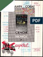 268941062 Benjamin Coriat Ciencia Tecnica y Capital