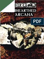 Eberron Unearthed Arcana