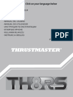 TH8 RS Shifter Manual