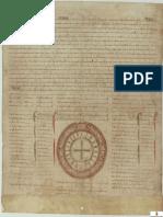 Privilegio Rodado de Alfonso X Al Concejo de Murcia
