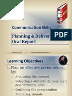 Communication Skills Presentation 4 - Presentations
