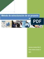 Metodo de Estructuracion de Un Proyecto