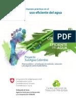 Uso Eficiente Del Agua - Manual de Buenas Prácticas (Colombia)