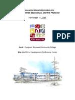 2015 meeting program