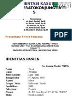 Preskas blefaritis fitrah434343