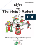 Elfis and the Sleigh Riders