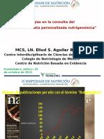 Nuevas Estrategias en La Consulta Del Nutricionista
