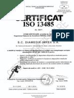 ISO13485 Diamedix