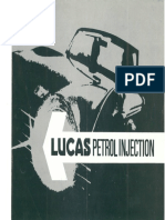 Lucas Petrol Injection Brochure