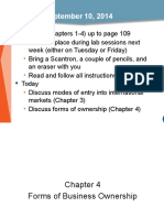 BUSN 1301 - Chapter 4 Forms of Ownership(1).pptx