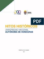 Hítos Históricos de La Unah