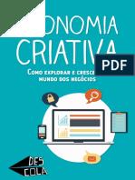 eBook Economia Criativa