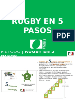 Rugby en 5 Pasos