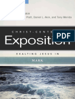 Exalting Jesus in Mark (Christ-Centered Exposition Commentary) (English Edition)