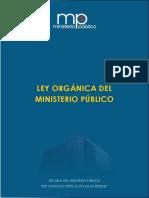 Ley Organical Del Ministerio Público