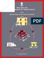 Part-I Overview Report Health MDDS