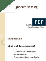 Quorum Sensing Seminario 2