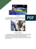teorias del origen de la vida