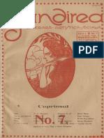 Revista GANDIREA 1-Aug-1921