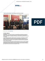 14-01-16 Instala gobernadora Comité Estatal de Productividad - Uniradio Informa