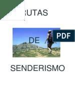 Rutas de senderismo. (Circular de Sierra Oliva)