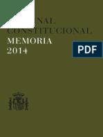 Memoria Tc 2104