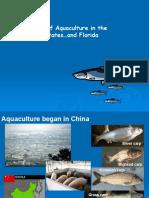 Lecture 2a Us Aquaculture History
