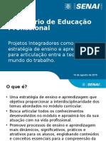 Seminario Educação profissional