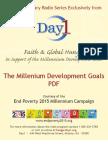 Day1.org - Millennium Development Goals in PDF