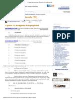 El Registro de La Propiedad - Derecho Civil