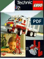 Lego Technic 8890 Idea Book