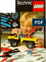 Lego Technic 8889 Idea Book