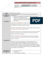 acsd lesson plan outline- first obs